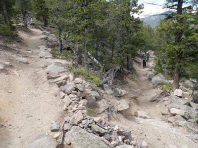Deer Mountain Trail Rmnp Hiking Estes Park Colorado Two