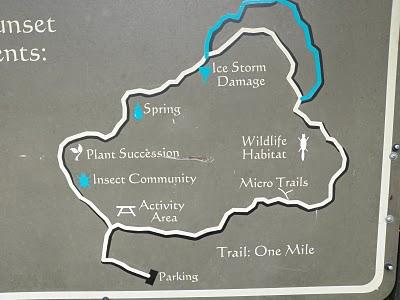 Ellett Valley Map