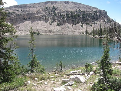 Kamas Lake