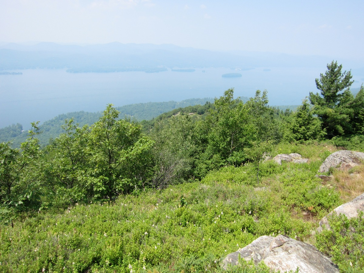 Pilot Knob Mountain – Hiking Trail – Lake George, NY