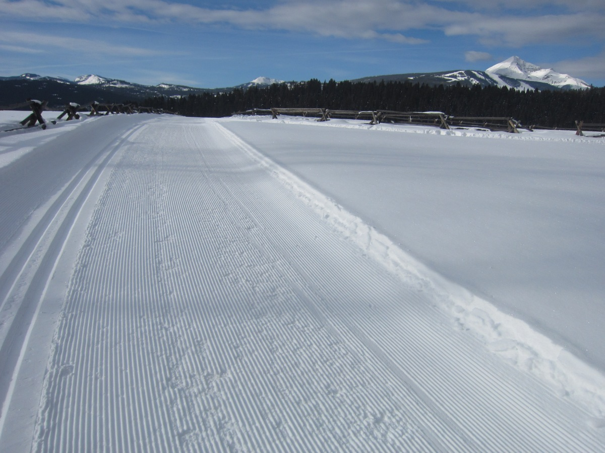 Cross Country Ski Lessons at Lone Mountain Ranch – Big Sky, MT