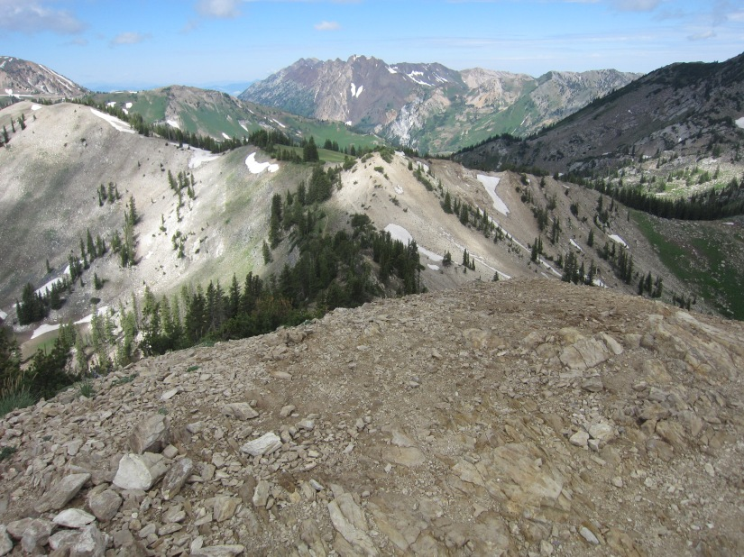 Sunset Peak via Catherine Pass – Hiking Trail – Salt Lake City, Utah