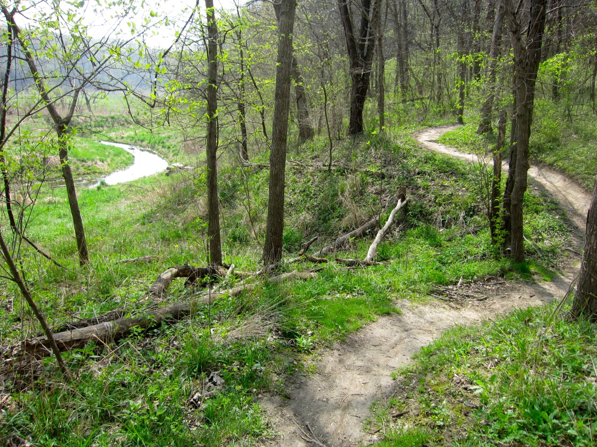Sugar Bottom Trails – Iowa City, IA