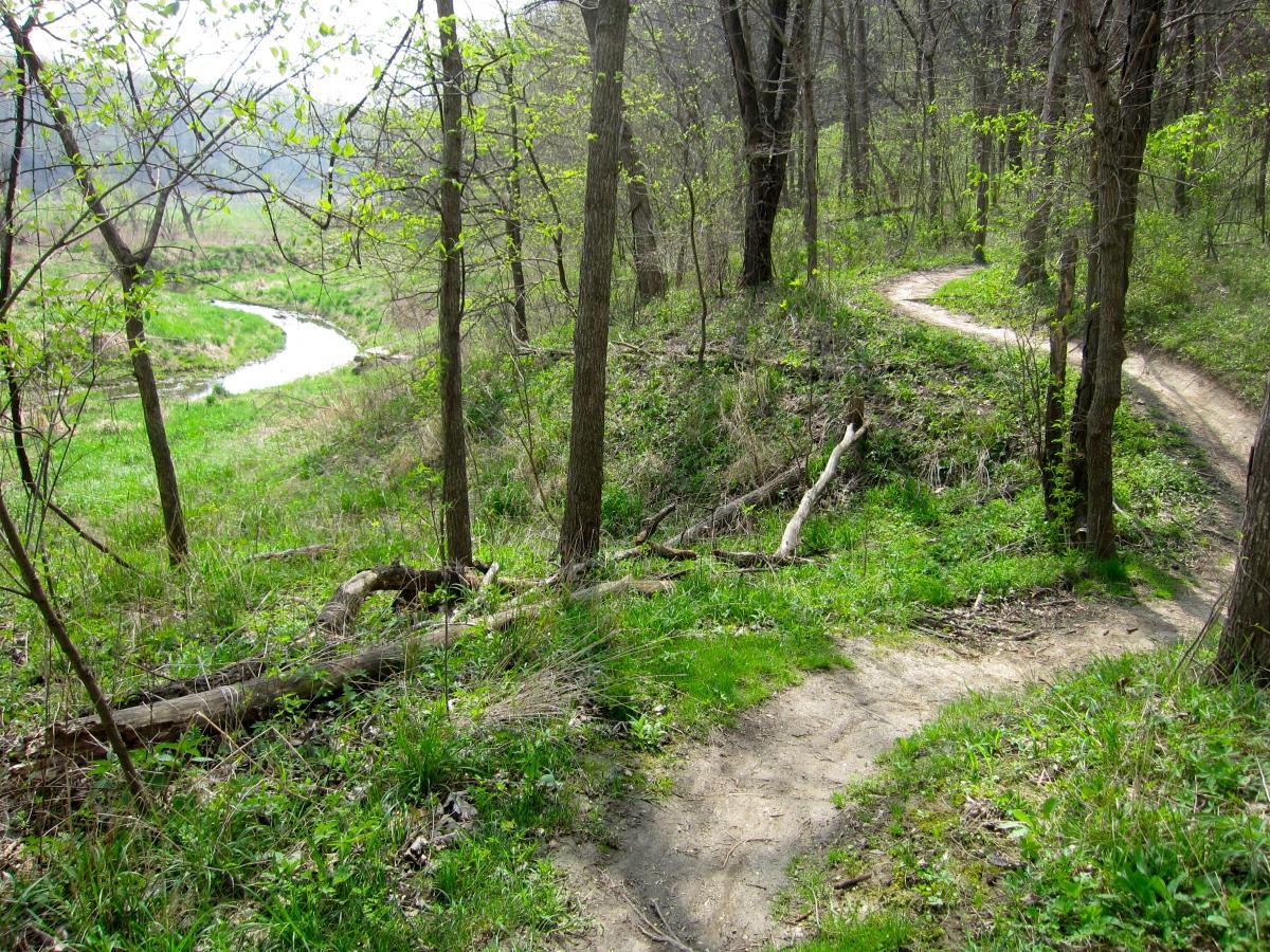 Sugar Bottom Trails – Iowa City,IA