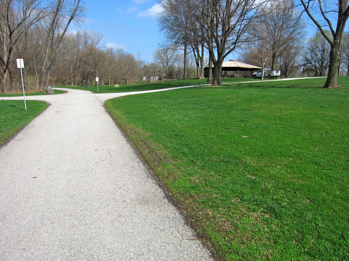Willow Creek and Clear Creek Trails – Bike Paths – Iowa City, IA