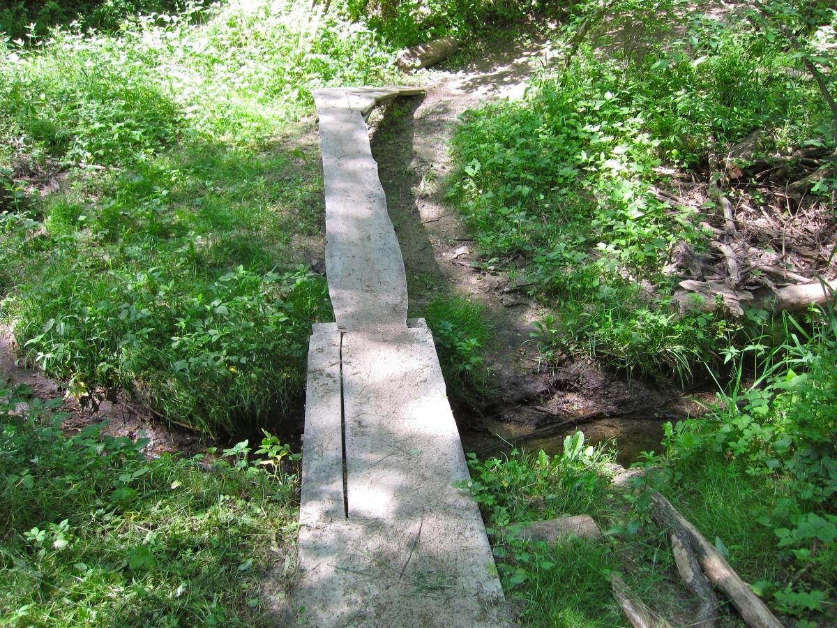 Scott County Park – Mountain Bike Trails –Iowa