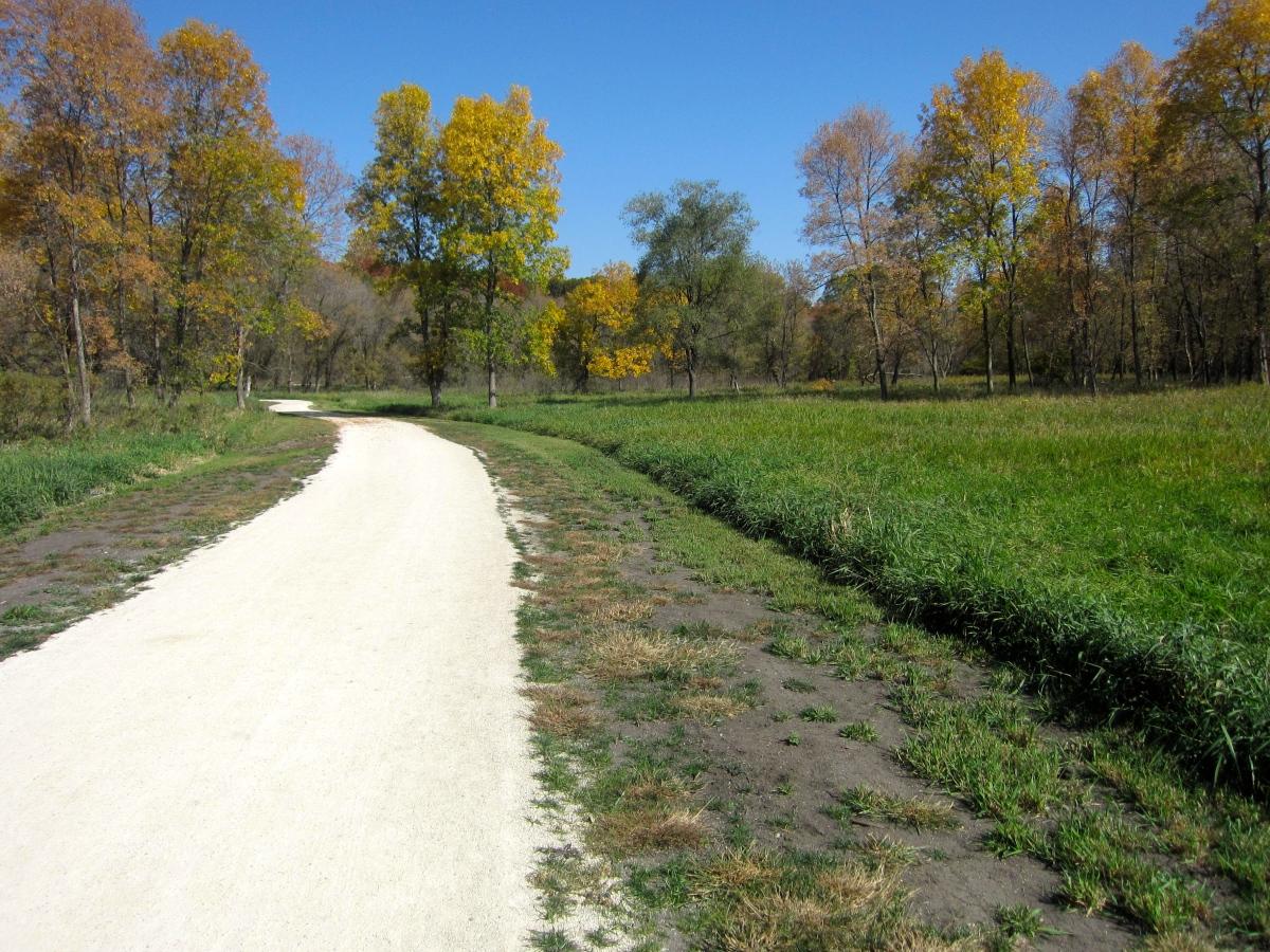 Boyson Park Trail – Marion,Iowa
