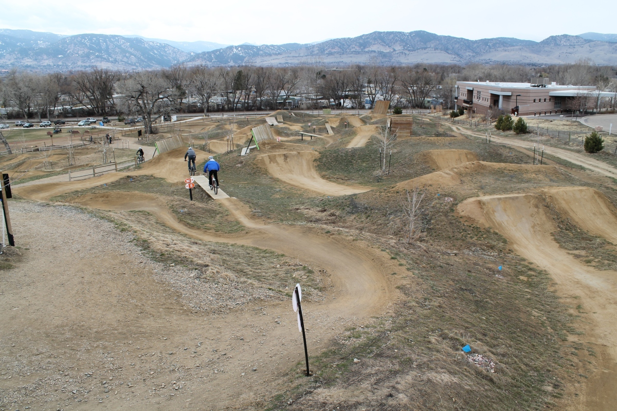 Valmont Bike Park – Boulder, CO