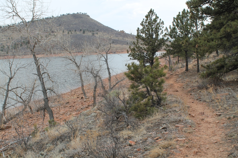 Carter Lake – Hiking Trail – Loveland, CO