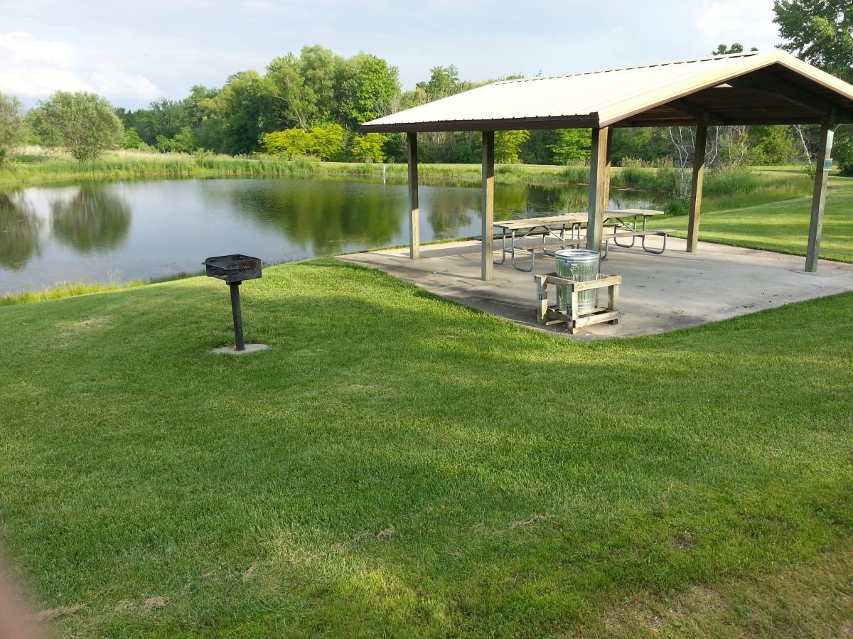 Hunter's Run Park – Iowa City,IA