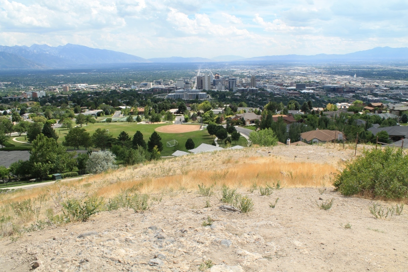 Ensign Peak Trail – Salt Lake City, Utah