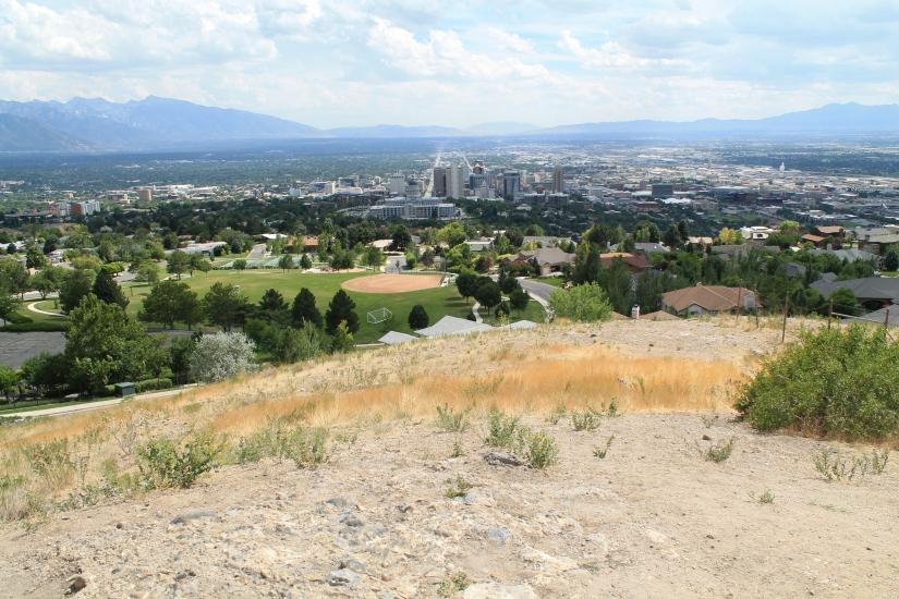 Ensign Peak Trail – Salt Lake City,Utah