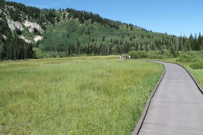 Silver Lake Interpretive Trail