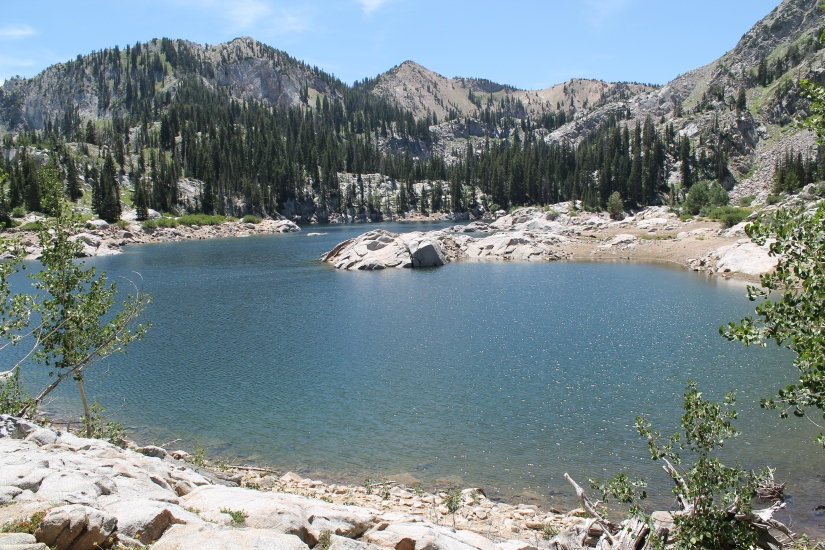 Brighton Lakes Loop Trail – Big Cottonwood Canyon, Utah