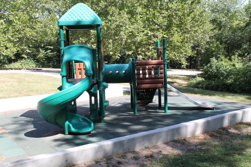 Playground at Lake Macbride State Park