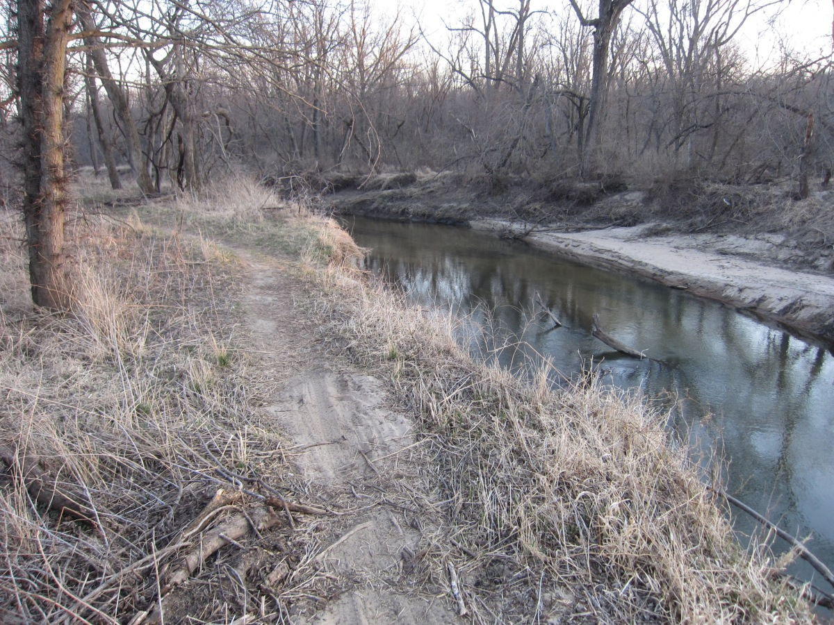 Clear Creek Mountain Bike Trails – Iowa City, Iowa