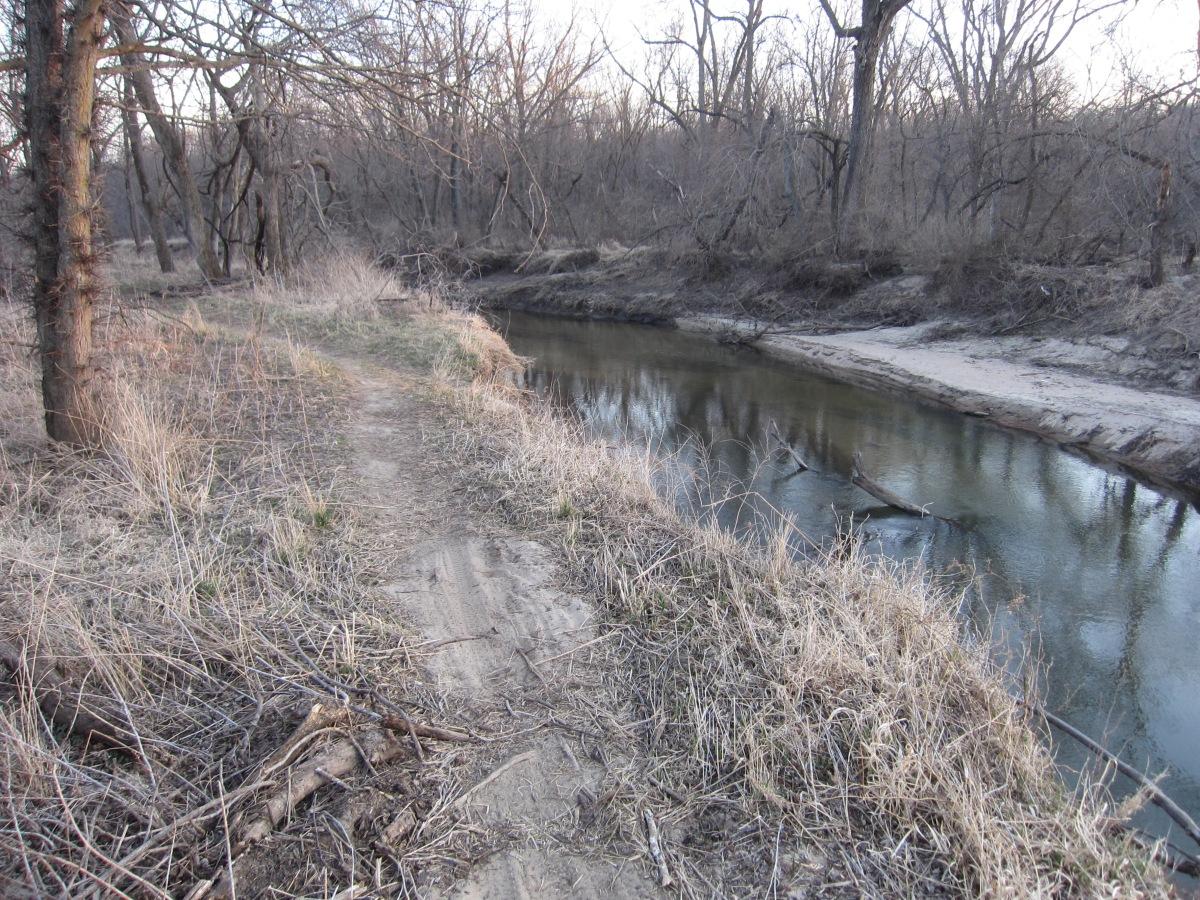 Clear Creek Mountain Bike Trails – Iowa City,Iowa