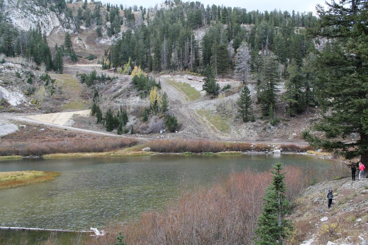 Silver Lake to Lake Solitude – Salt Lake City,UT