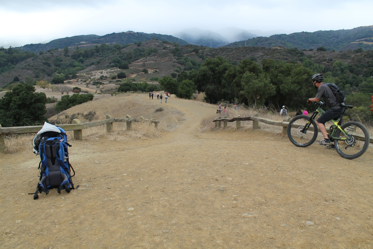 Seven Springs Loop Trail in Fremont Older – Cupertino, CA