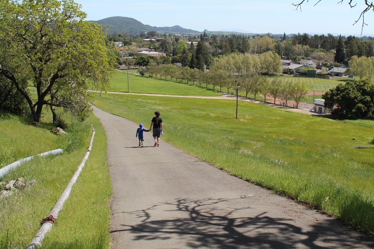 Montini Open Space Preserve – Sonoma,CA